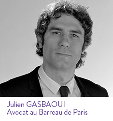 Julien GASBAOUI - Avocat Paris